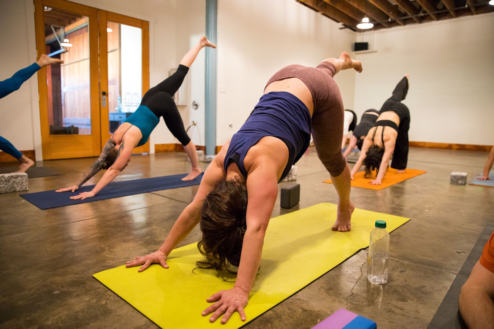 Yoga Fitness Downtown Springfield Oregon