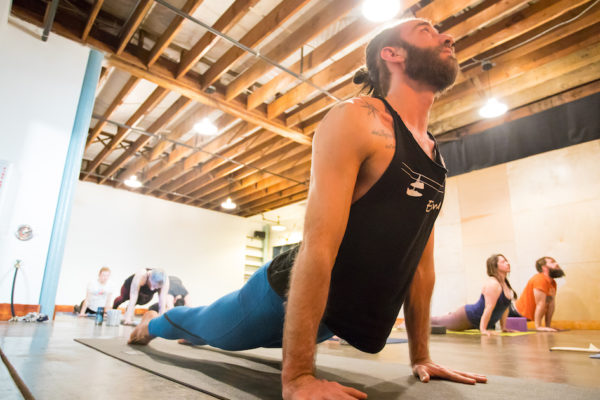 Special Events & Trainings at Common Bond Yoga